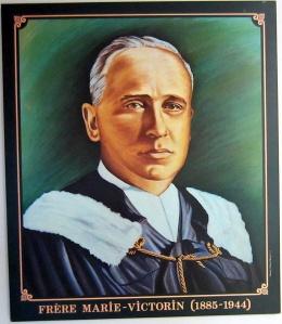 Le F. Marie-Victorin est l'initiateur de tous les CJN